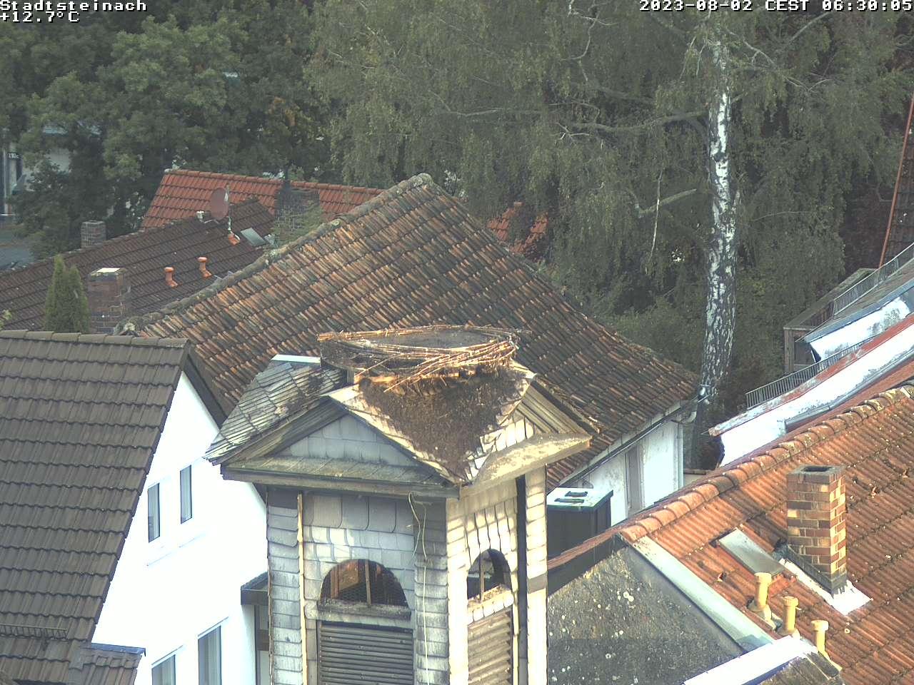 Webcam in Stadtsteinach